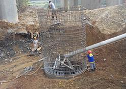 云南国际铁路通道新建蒙自至河口铁路室外给排水工程