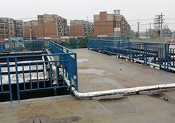 武汉铁路枢纽洗涤基地洗涤污水处理回用工程及给排水工程