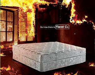 FLARET防火面料