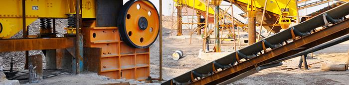 Commonly used mine crushing equipment - jaw crusher