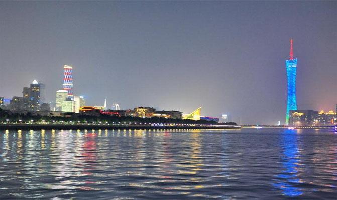 400113 Pearl River Cruise, Guangzhou