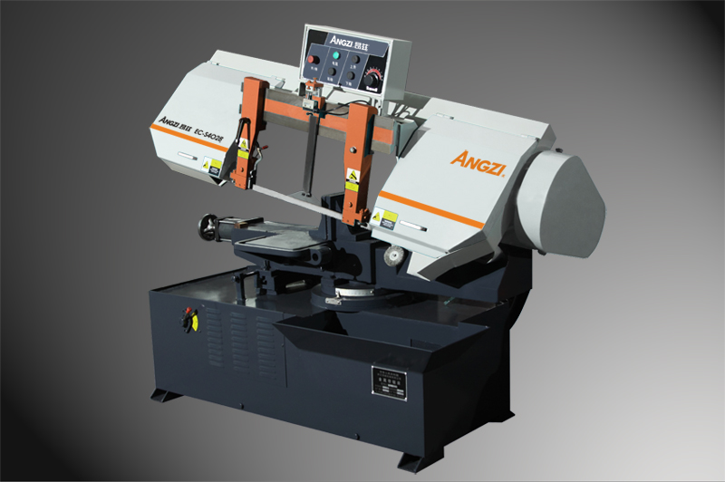 ES-S4028 Scissors EC Band sawing Machine
