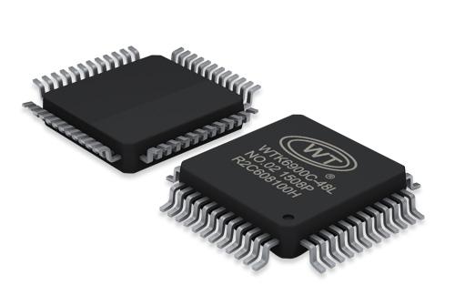 WTK6900C-48L语音识别芯片