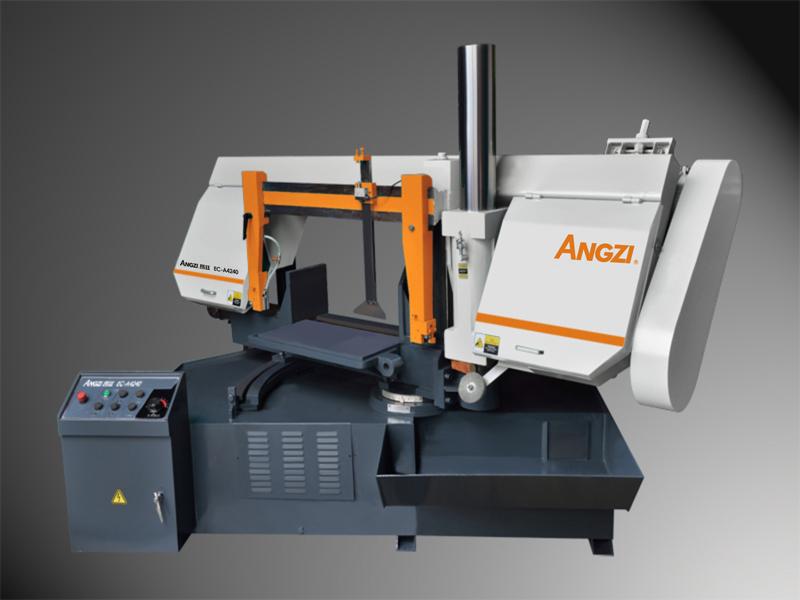EC-A4240 角度式电控金属带锯床