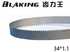 34*1.1-Tooth-power BLAKING - bimetallic band saw blade