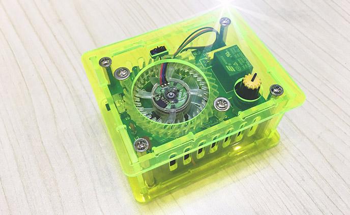 自动干手器