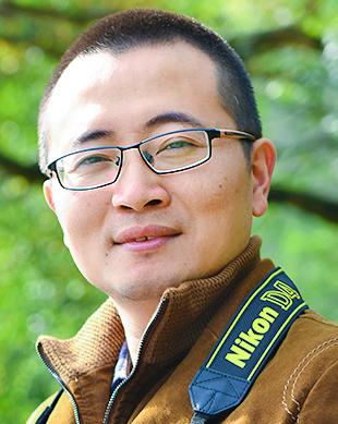 蓝泰华  博士    Dr.Lan Taihua