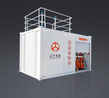 10立阻隔防爆橇装式manbetx万博装置