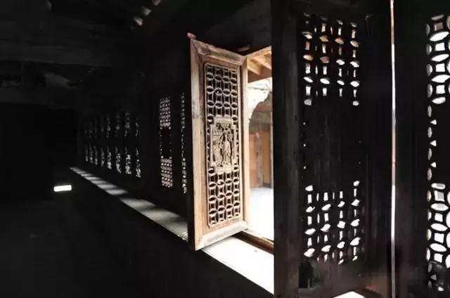 中式古窗格,穿越千年却依然惊艳!