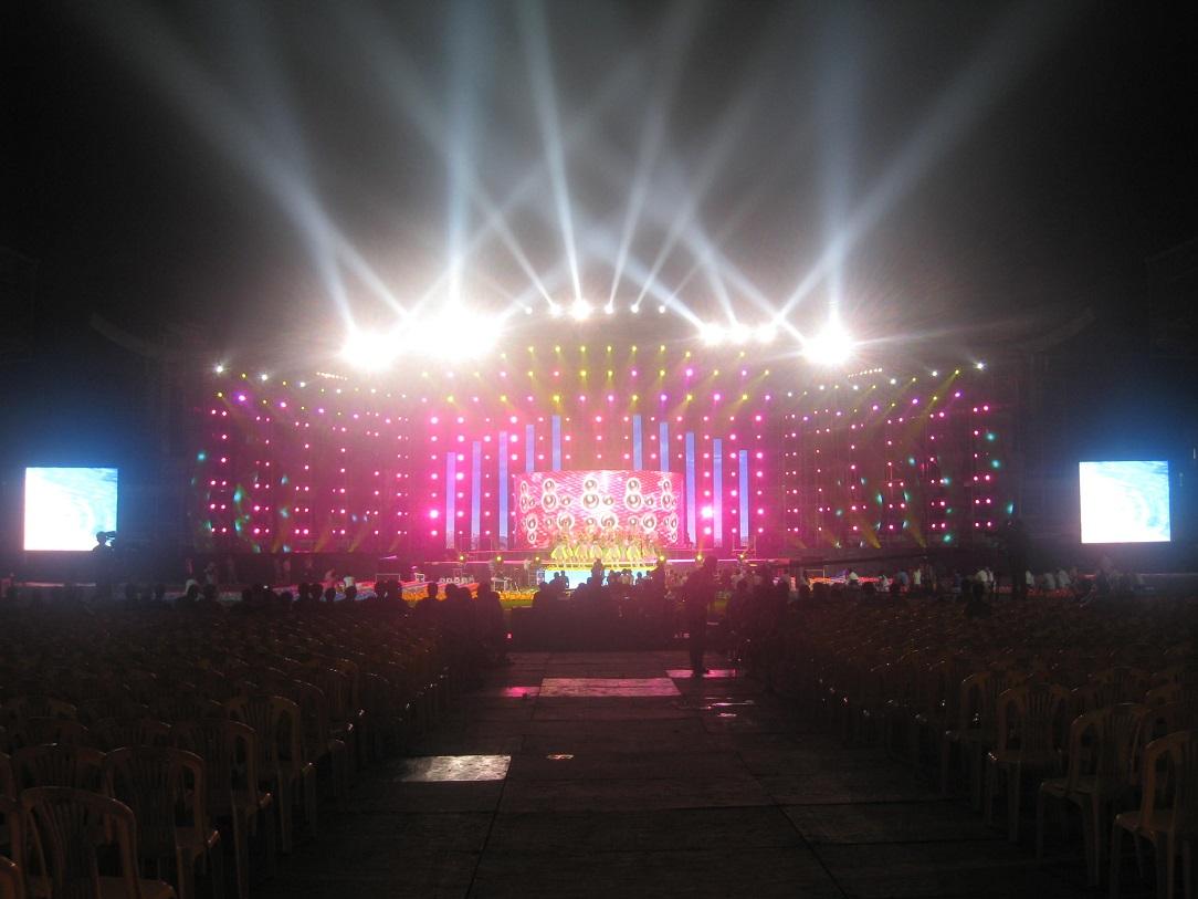山东滕州第七届中国荷花节
