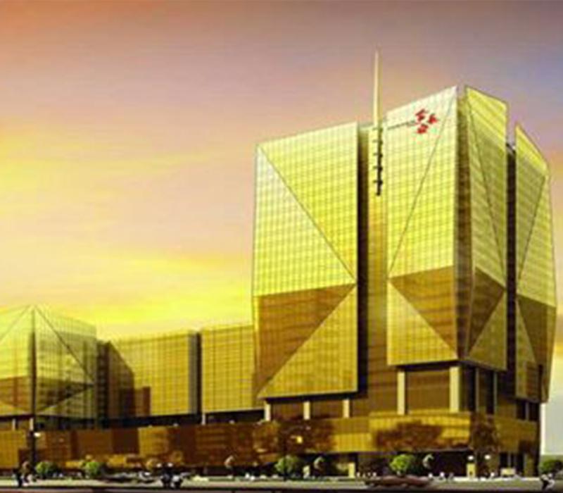 北京金长安大厦