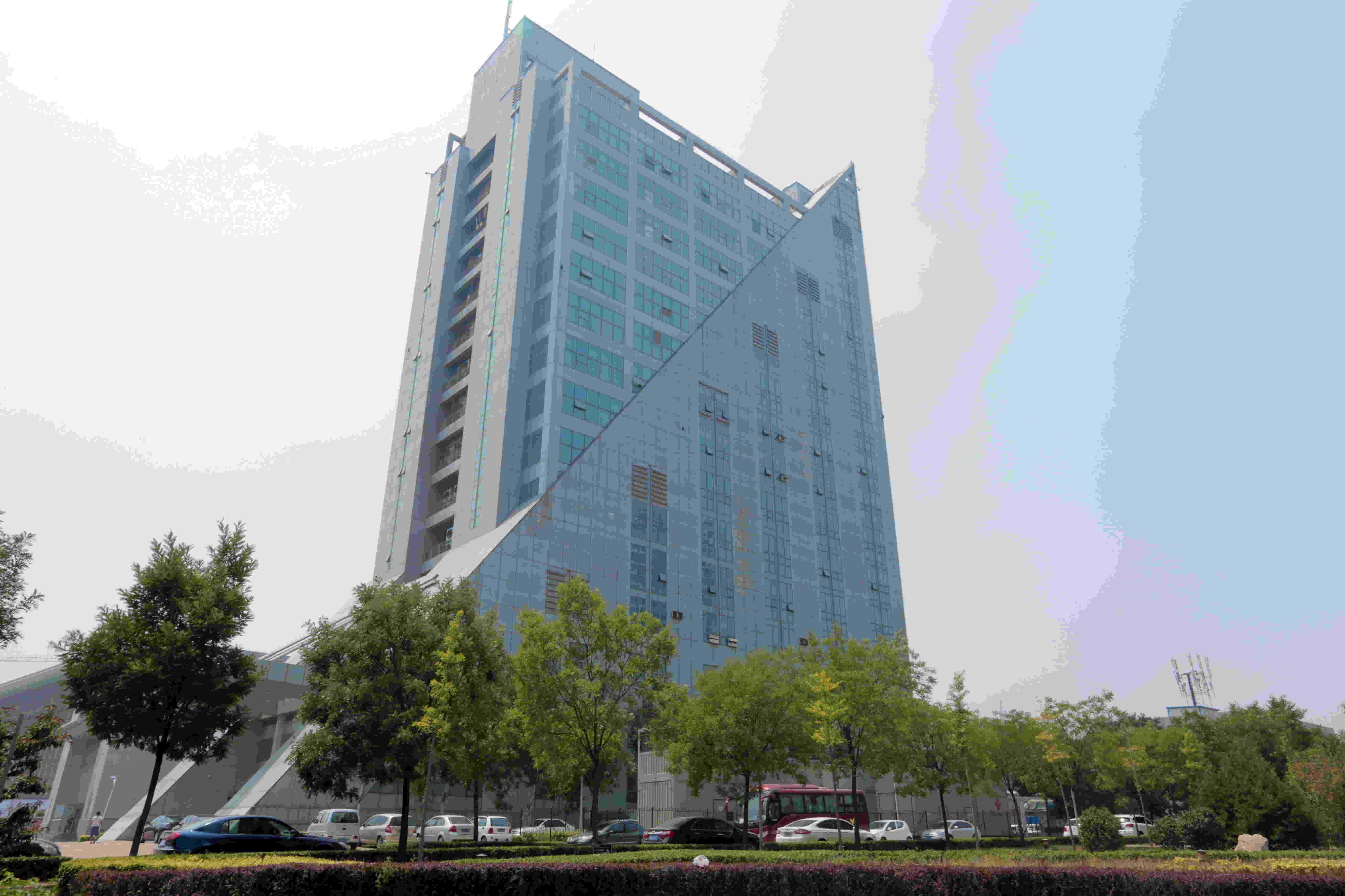 6中国联通第二枢纽楼项目