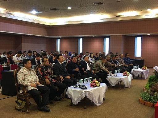 2017第二届雅加达中国国际流体机械展览会隆重开幕