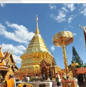 泰国清迈6天5晚游