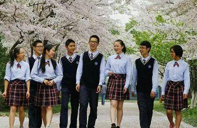 世界各地的校服颜值