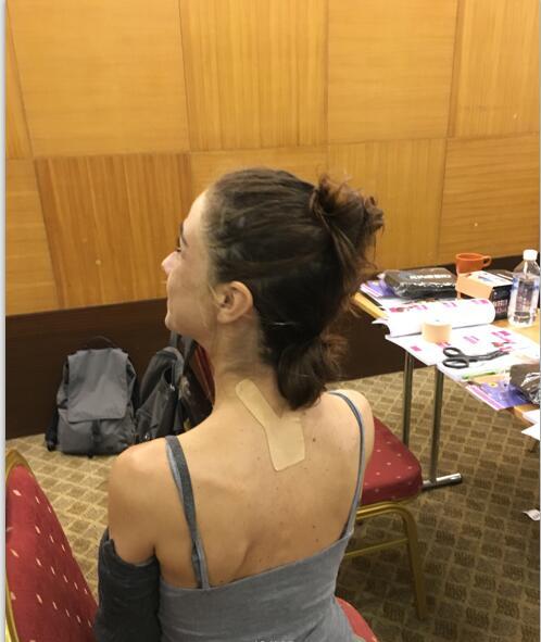 Kinesio贴扎CKTP认证贴扎讲师培训上期 上海站 2018年05月12-13日