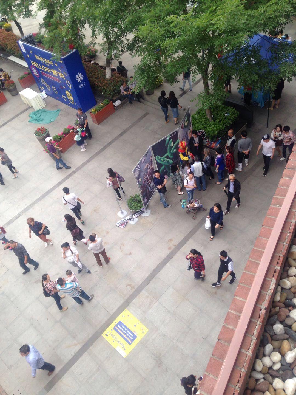 武昌泛悦汇KA街14平米美食城急转