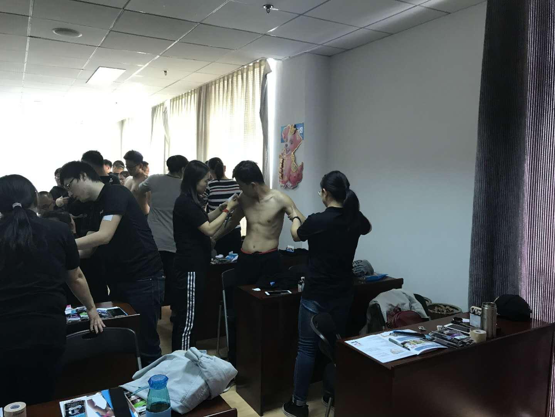 Kinesio国际认证贴扎师培训-青岛站6月3--4日