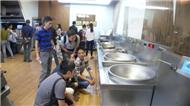 广东省厨具协会·深圳市商用厨具行业协会走访会员企业单位--关爱行2期