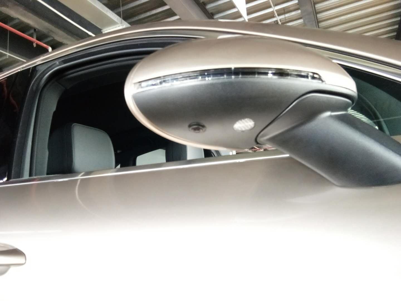 保时捷Macan安装车视野360度全景案例