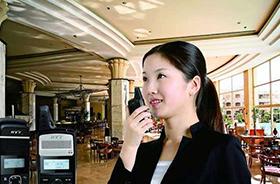 高端酒店数字化无线通信