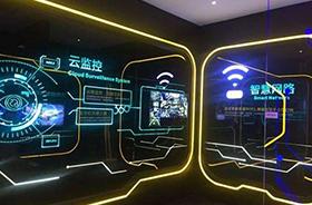 大型展馆万博manbetx官网app方案