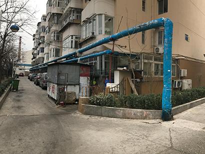 新港网管改造工程