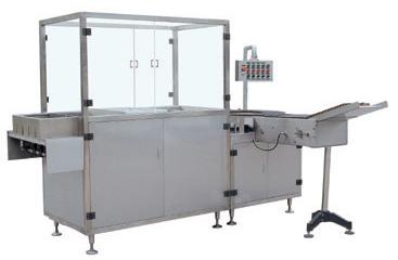 JCXP 绞笼式超声波洗瓶机