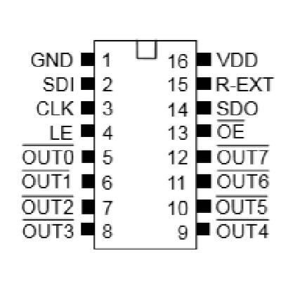 MBI5168GP
