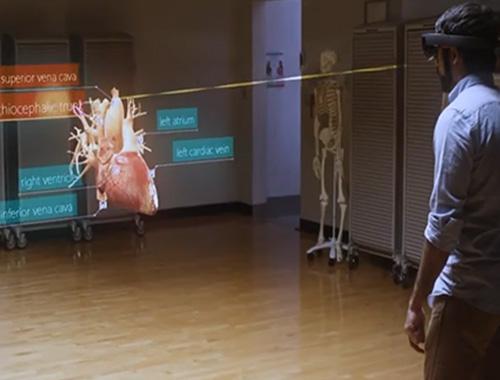 VR器官功能体验
