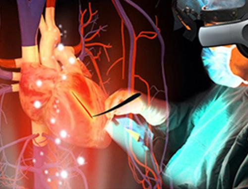 VR臨床操作教學