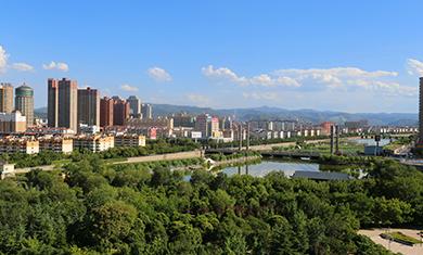 上海宝山黑臭河道生态修复项目