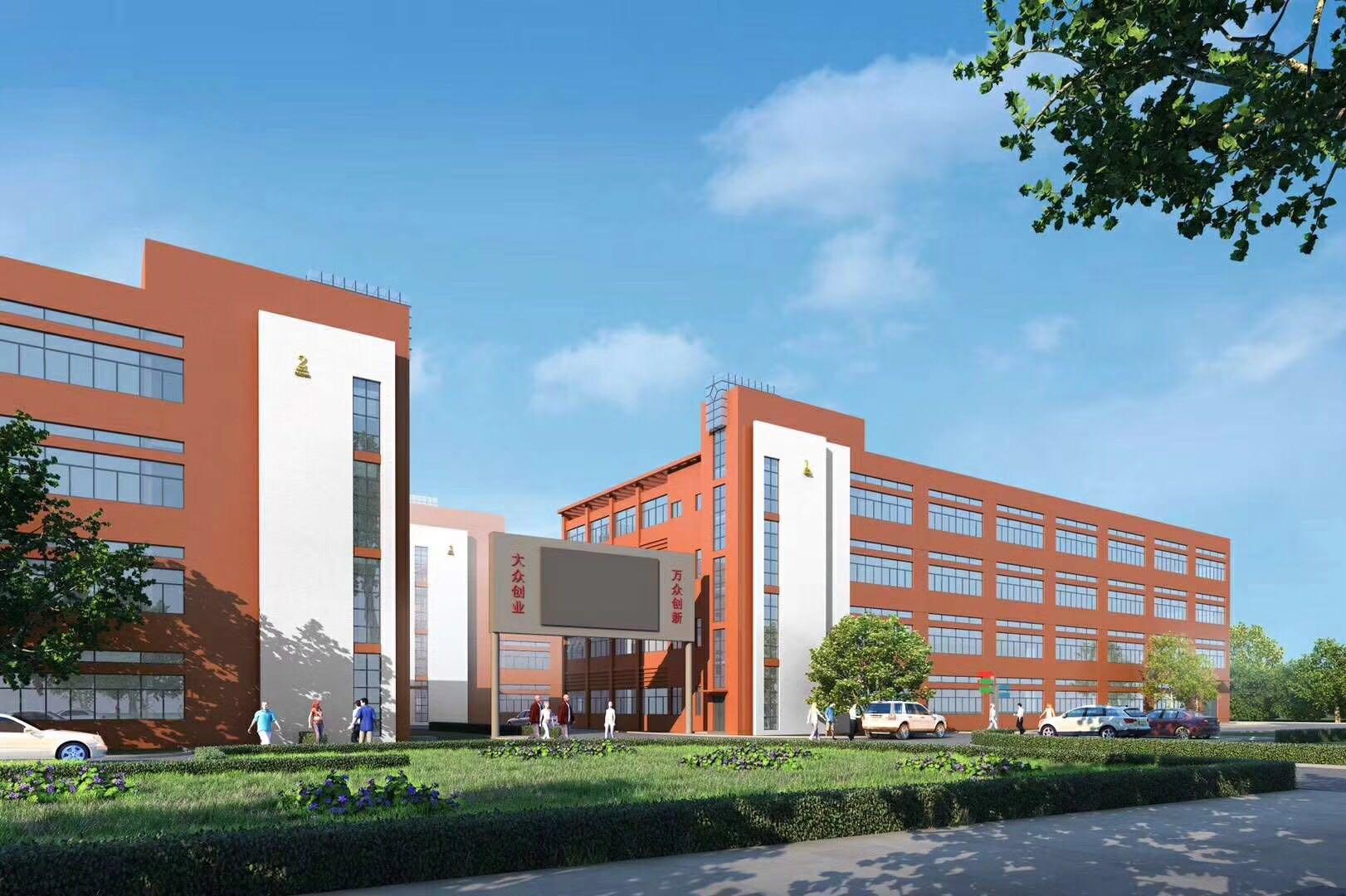 南昌——小蓝经济技术开发区基地