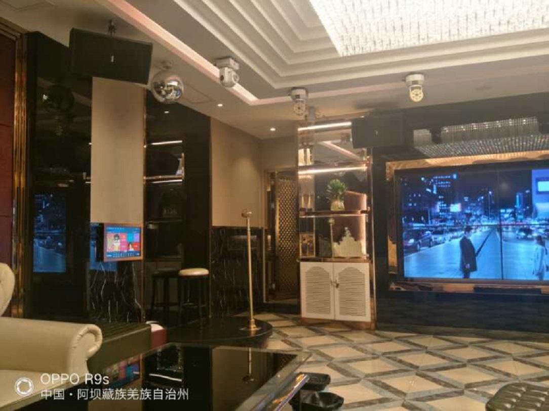 四川阿坝州茂县星期8KTV