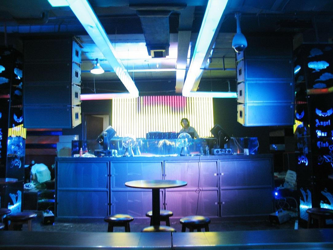 山东青岛天使酒吧