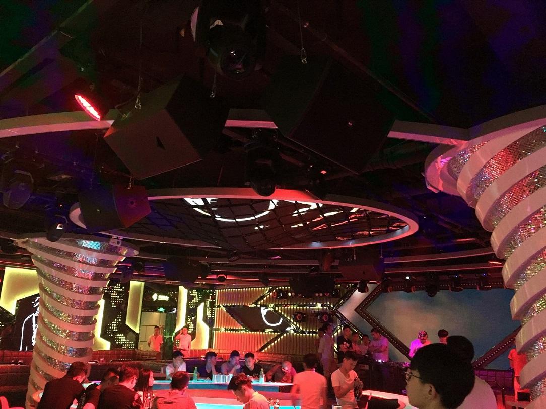 江西赣州-S CLUB酒吧