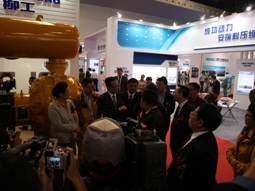 2014 China (Shanghai) International Fluid Machinery Exhibition (IFME) successfully closed
