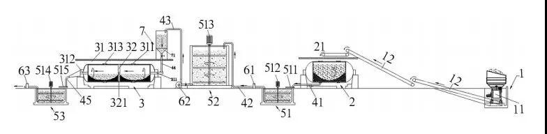 先进陶瓷生产设备之连续式球磨机