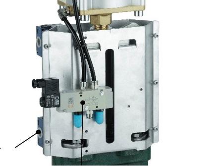 ARZO0110气动闸阀气控组件