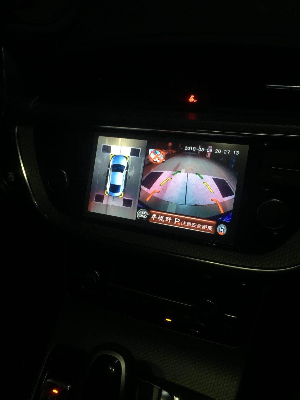 吉利帝豪GS安装车视野360度全景