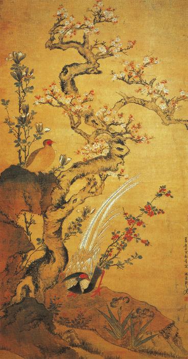 历代博物馆馆藏国画精选赏析