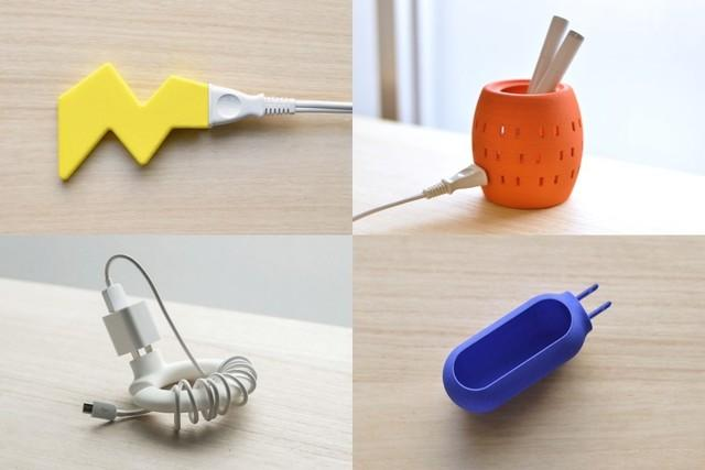 3D打印的创意小工具 简单实用颜值满满