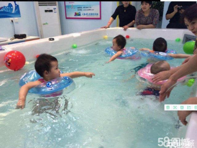 洪山大型成熟小区盈利中婴儿泳馆急转