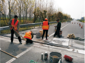 桥梁养护工程