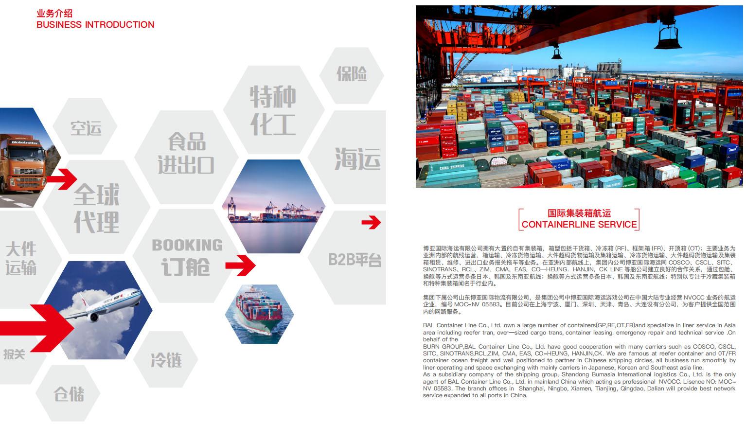 江苏鑫博亚国际物流有限公司