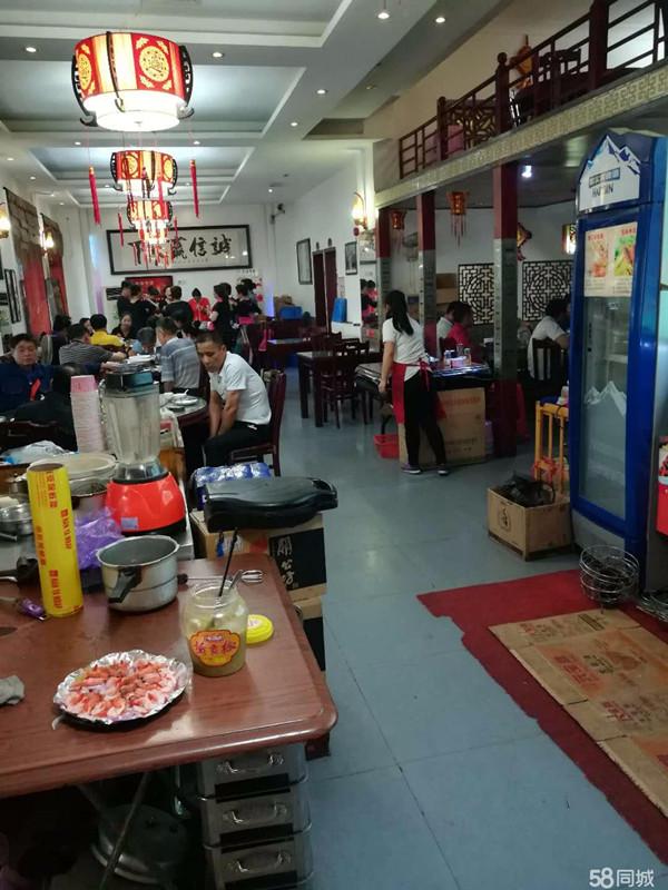 青山临街大型餐饮门面急转