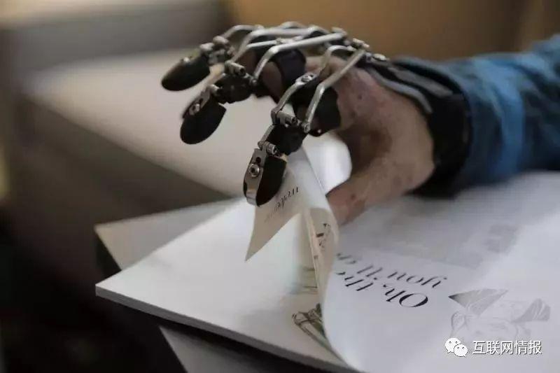 3D打印机械手指,和真手一样灵活自如!