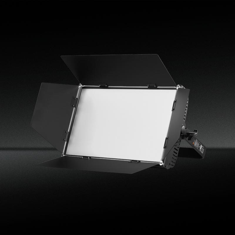 432pcs 0.5w 贴片三基色平板灯