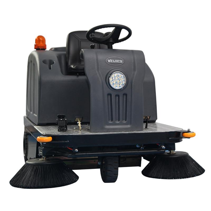 WJS-SD6驾驶式三刷扫地车