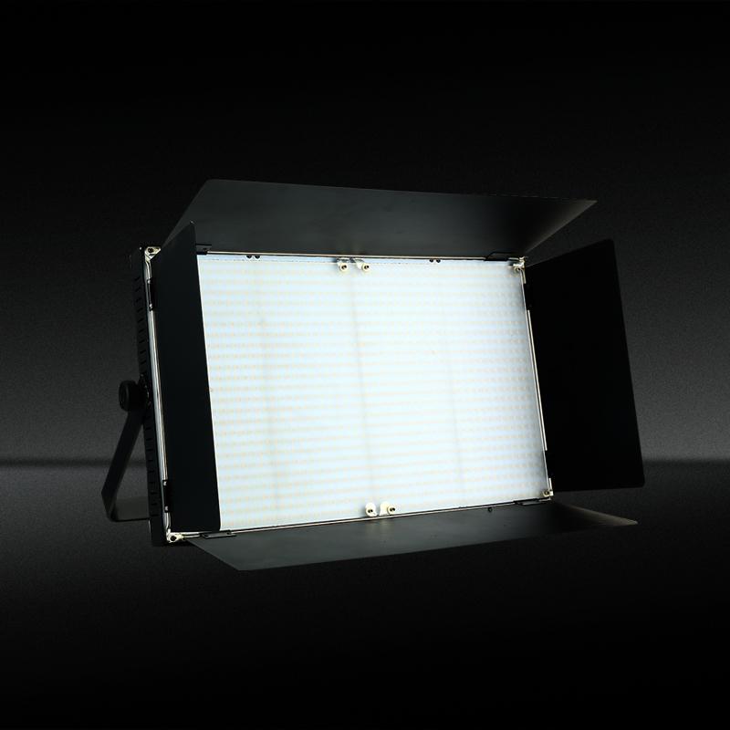 1500颗 5w 三基色平板灯
